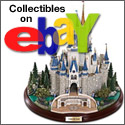 Disney theme park collectibles on eBay