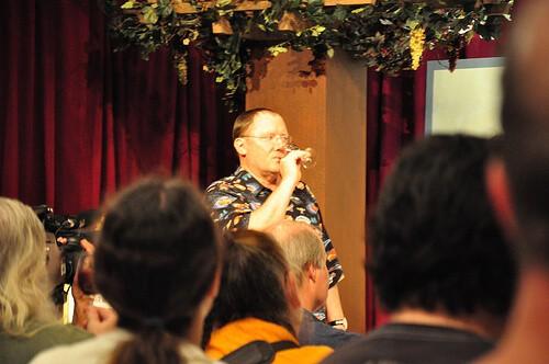 John Lasseter at Disney's California Food and Wine Festival 2010