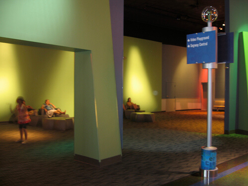 Unoccupied area of Innoventions