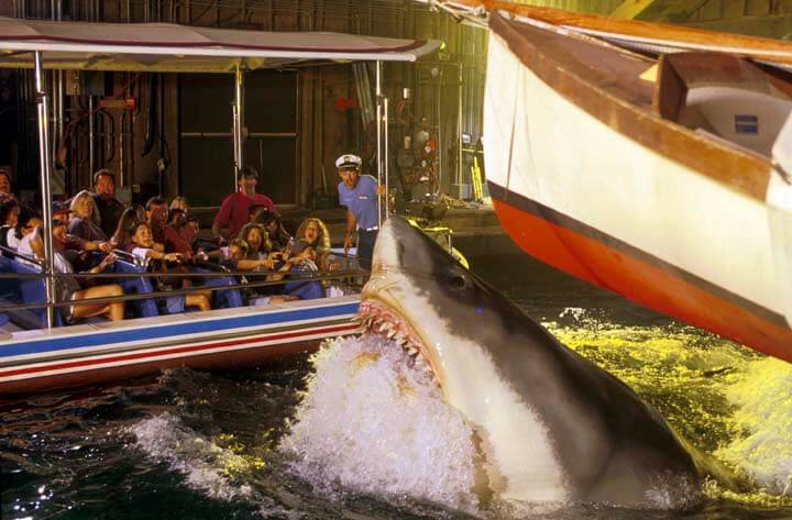 Universal Orlando Show Director Mike Aiello Started His Career At By Shooting Sharks On Their Jaws Ride He Was Also A Blues Brother
