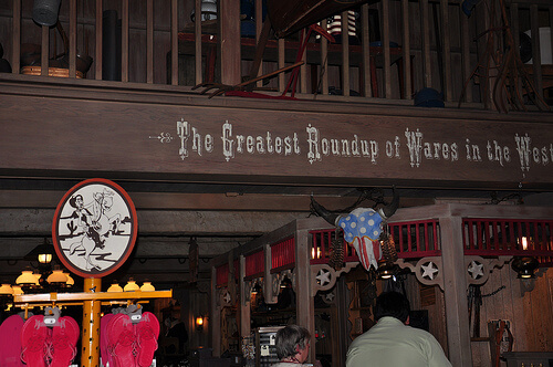 Frontierland store