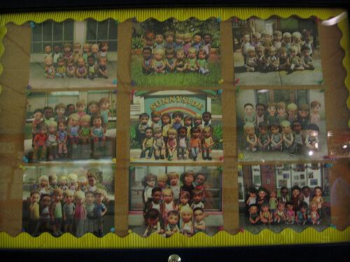 Sunnyside Daycare student class photos