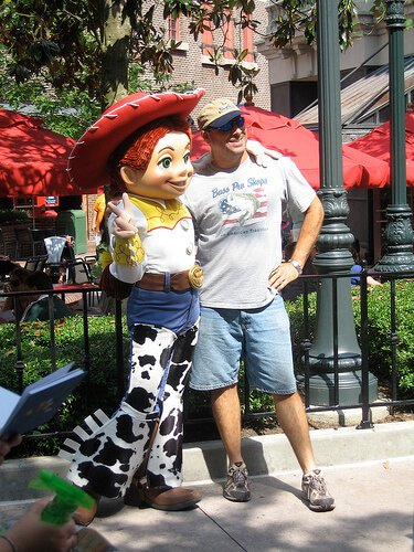 Jessie the Cowgirl meet and greet