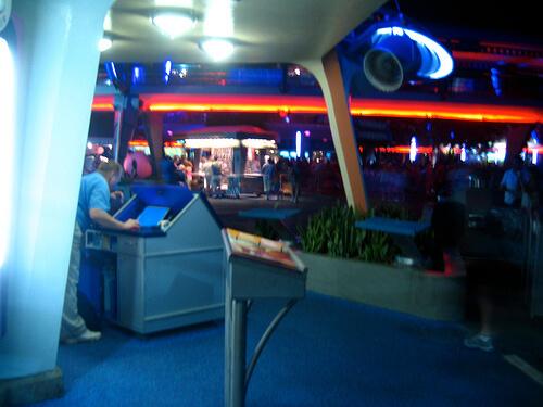 Disney Vacation Club stand