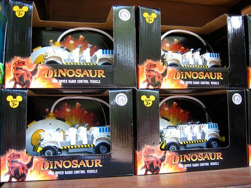 Remote control Dinosaur ride vehicles
