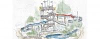 disneyland-hotel-monorail-slides
