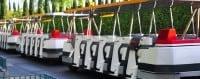Disneyland Tram Doors