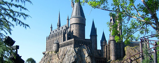 First Look: Tour the Wizarding World of Harry Potter at Universal Orlando