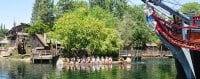 Rivers of America Canoe