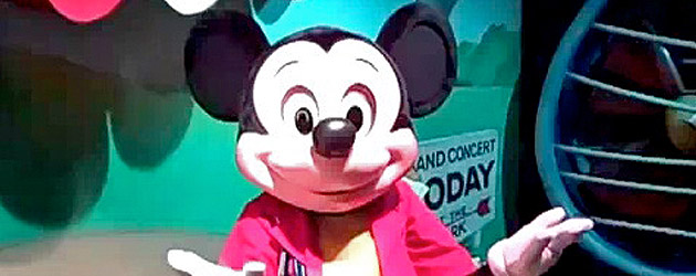Talking live Mickey Mouse character could mark beginning of new interactive Disney meet and greets