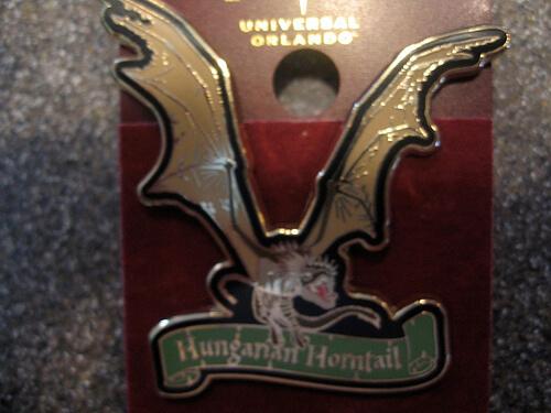 Hungarian Horntail Dragon Pin $10.95