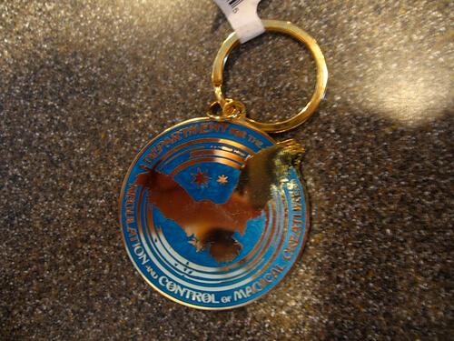 Owl keychain $9.95