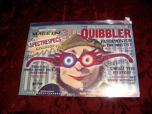 Quibbler Spectrespecs $6.95