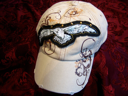 Owl Hat $19.95