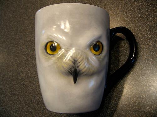 Hedwig Mug $16.95