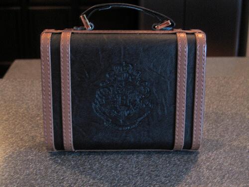 Hogwarts student luggage stationary set $19.95