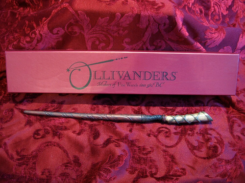 November Ollivander's birthday wand $28.95