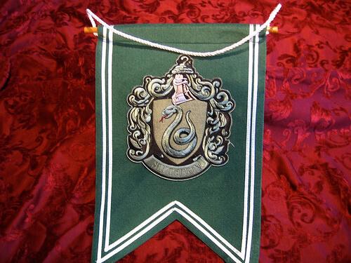 Slytherin Crest Banner $22.95