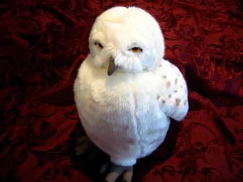 Hedwig Puppet w/sound $29.95