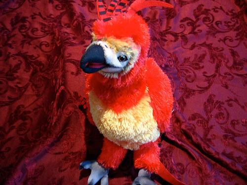 Fawkes Phoenix Plush $24.95