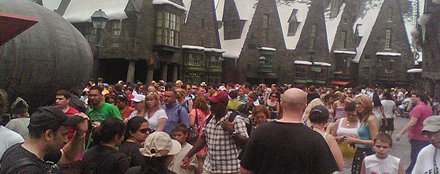A tale of opening day at Universal Orlando's Wizarding World of Harry Potter