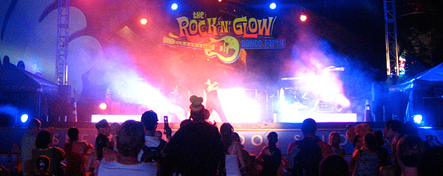 Rock 'n' Glow Dance Party adds energy to Summer Nightastic at Disney's Hollywood Studios