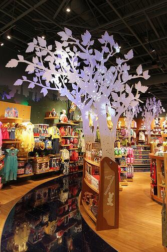 Disney Store in Montebello, California