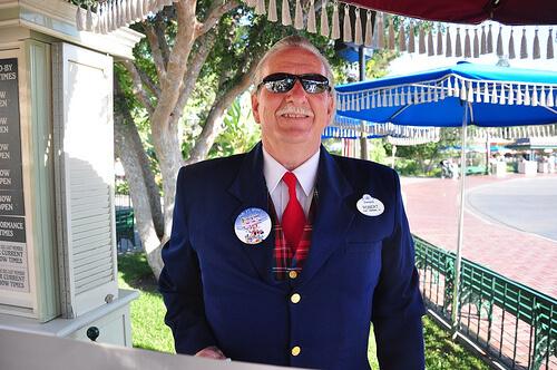 Disneyland 55th Birthday celebration