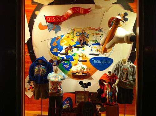 Disneyland 55th Birthday merchandise