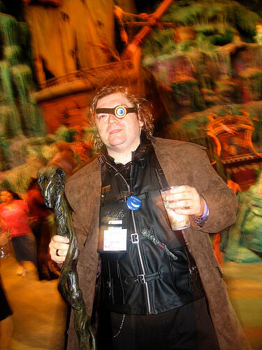 Mad Eye Moody costume