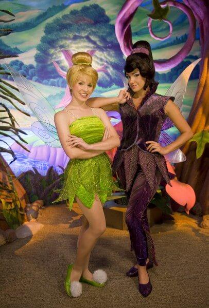 wdw fairies meet and greet