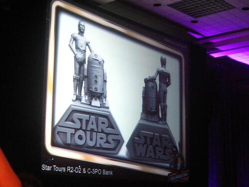 Star Tours bank