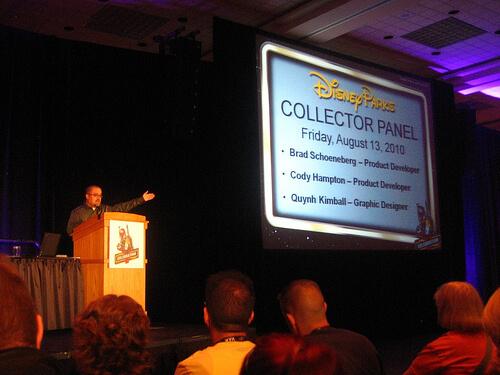 Disney Collector Panel