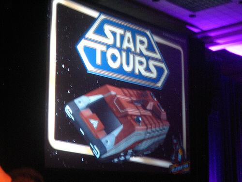 Star Tours Starspeeder 1000