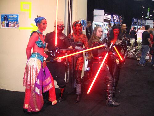 Sith gathering