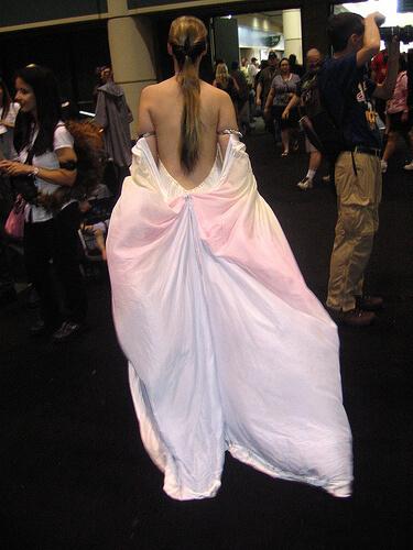 Flowing Star Wars Dress