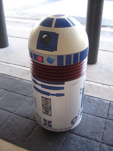 R2-D2 barrier