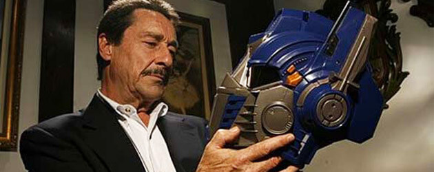Interview: Voice actor Peter Cullen talks Optimus Prime, offers acting advice at BotCon 2010 Transformers convention