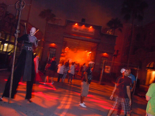 HHN: 20 Years of Fear scare zone