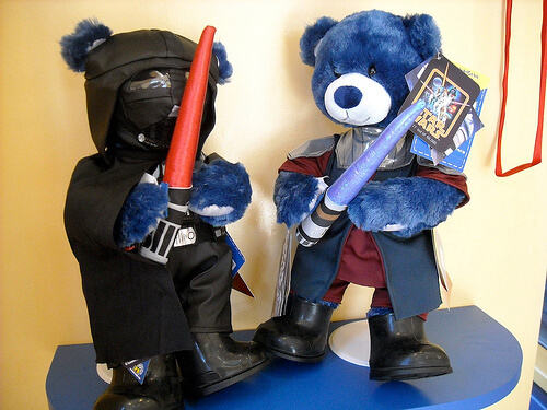 War Bear Build-a-bear Star Wars Product