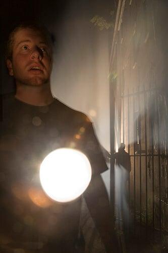 Terror Behind the Walls creative director Jason Ohlsen