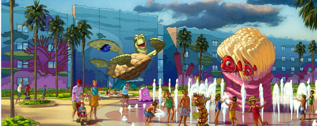 Disney reveals new rendering and details for its upcoming Art of Animation Resort