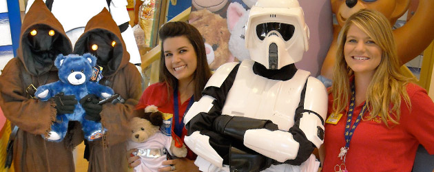 War Bear Build-a-bear-star-wars