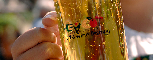 Epcot's 15th annual International Food and Wine Festival kicks off tomorrow with Delicious Discoveries at Walt Disney World