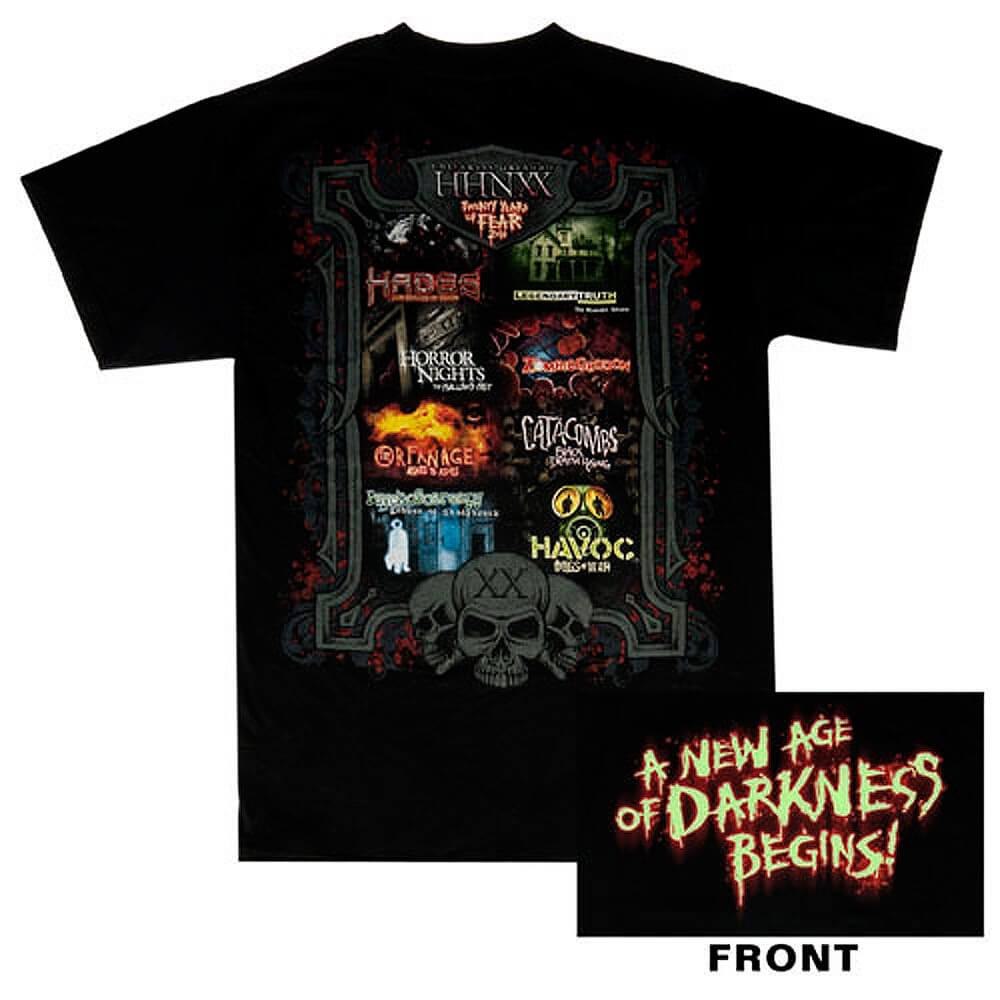 Halloween Horror Nights Merchandise 2016
