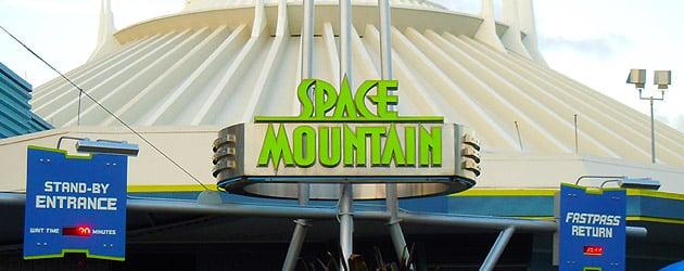 Space Mountain, Walt Disney World