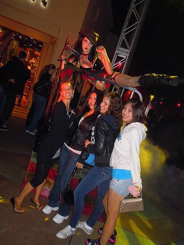 Freddy's Fly Girls