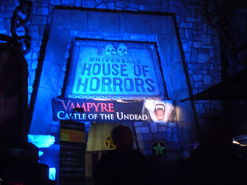 House of Horrors - Vampyre, Castle of the Undead