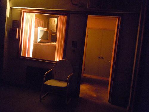 Terror Tram - Bates Motel from Psycho
