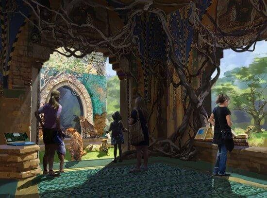 Busch Gardens Announces Cheetah Hunt Not Cheetaka As Their Upcoming 2011 Roller Coaster